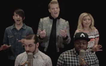 Video: An amazing a capella mashup of Michael Jackson's entire career in just six minutes
