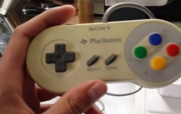 Video: Nintendo and Sony made a hybrid console 20 years ago and this is what it looked like