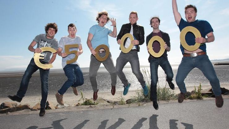 Largest Irish music Kickstarter campaign goal reached in record time