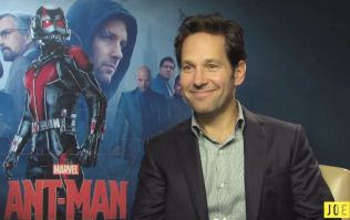 Paul Rudd tries to pull a basic instinct stunt on Michael Douglas