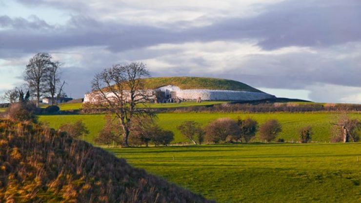 This is how you can watch the Winter Solstice in Newgrange online this week
