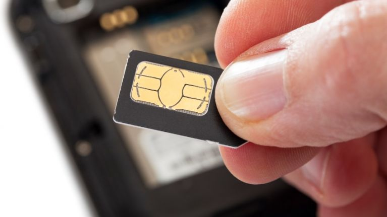 SIM cards will soon be a thing of the past in iPhones and Samsung phones