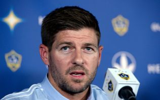 Steven Gerrard has been appointed the new Rangers manager