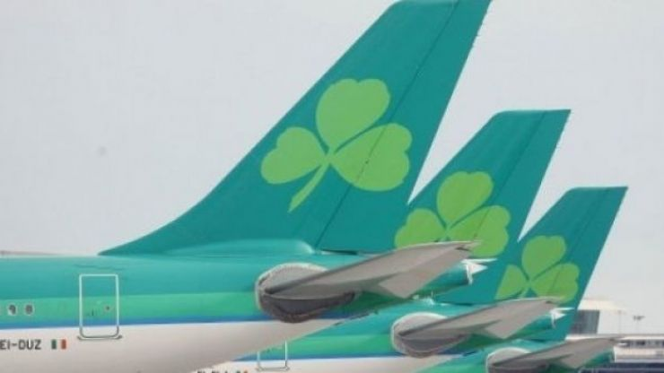 Aer Lingus unveils brand new logo for the first time in 20 years as part of new rebrand