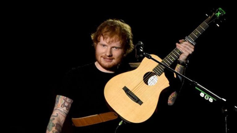 Nationwide hunt for Ed Sheeran lyrics launched as fans compete for