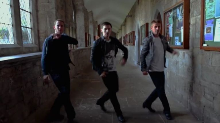 Video: These three Irish dancers are going to be absolute superstars