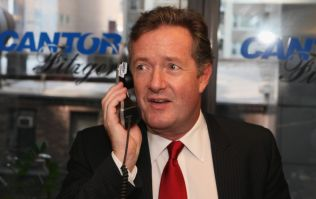 Piers Morgan has made an announcement that will make a lot of Arsenal fans happy