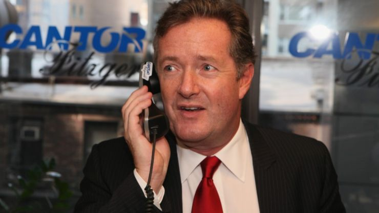 Piers Morgan appeared on ITV's World Cup coverage, and it went down exactly as expected