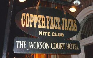 Try not to panic, but the weather has even forced Coppers to close for two nights