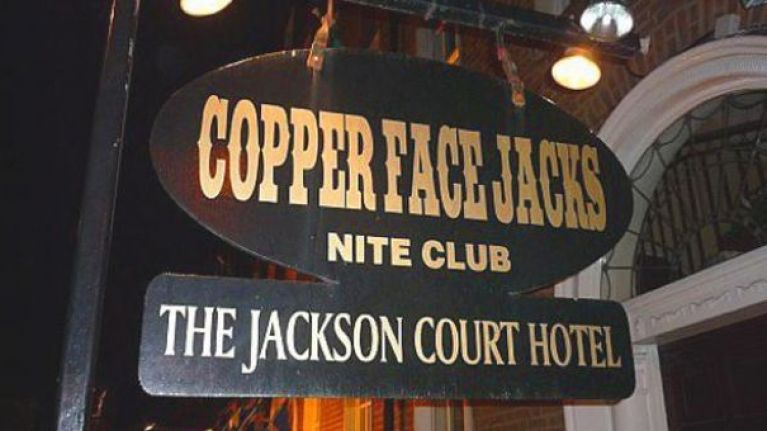 Copper Face Jacks is up for sale