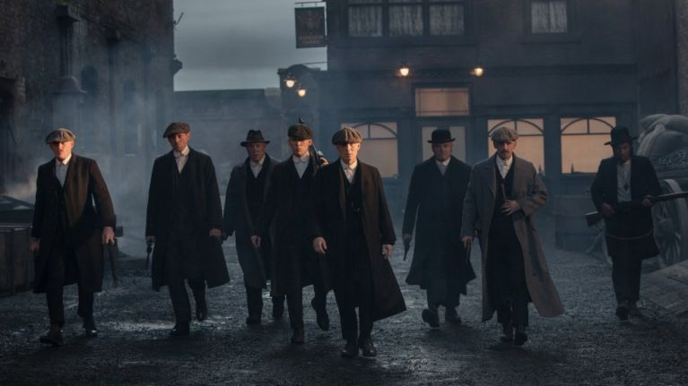 New cast additions to Peaky Blinders Season 5 includes one of the Gleesons