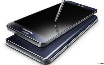 Pics: Samsung unveil their latest smartphones with some very cool new features