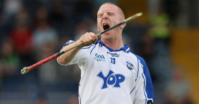 We really, really hope that John Mullane doesn't follow through on this promise if Waterford win the All-Ireland