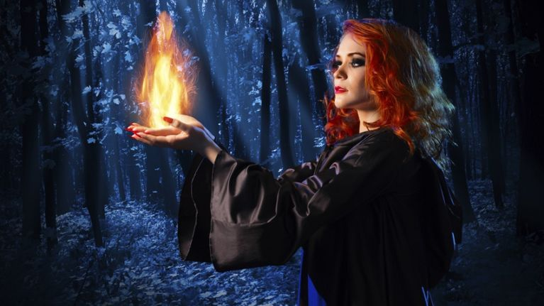 Check out these Irish magic spells that are supposed to be able to