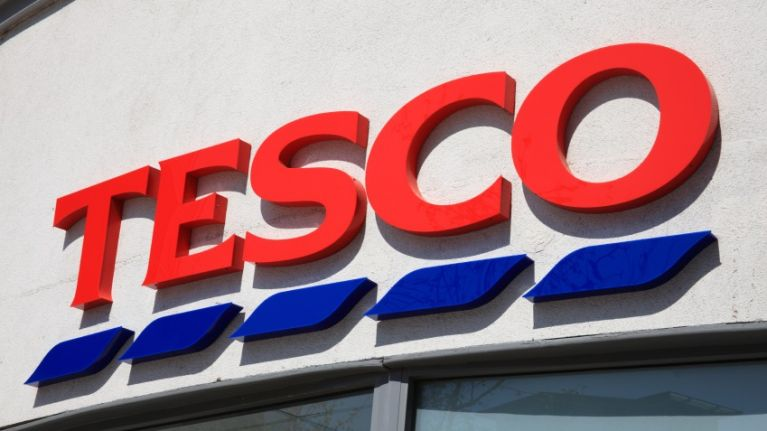 Tesco Ireland has recalled one of its biscuit products