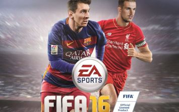 PIC: No prizes for guessing which player is going to be the biggest beast in FIFA 16