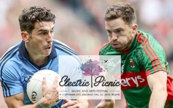PIC: This is where you can watch Mayo v Dublin at Electric Picnic