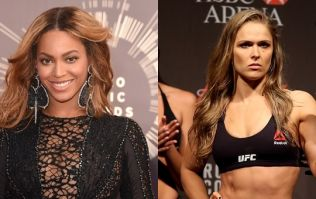 VIDEO: Beyonce using Ronda Rousey's 'Do-Nothing Bitch' speech during her show