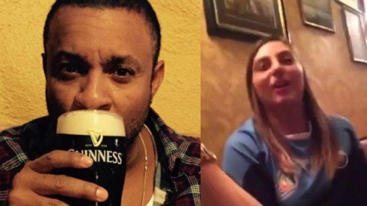 VIDEO: This Waterford camogie player rapping Shaggy's 'Angel' in a pub is hysterical