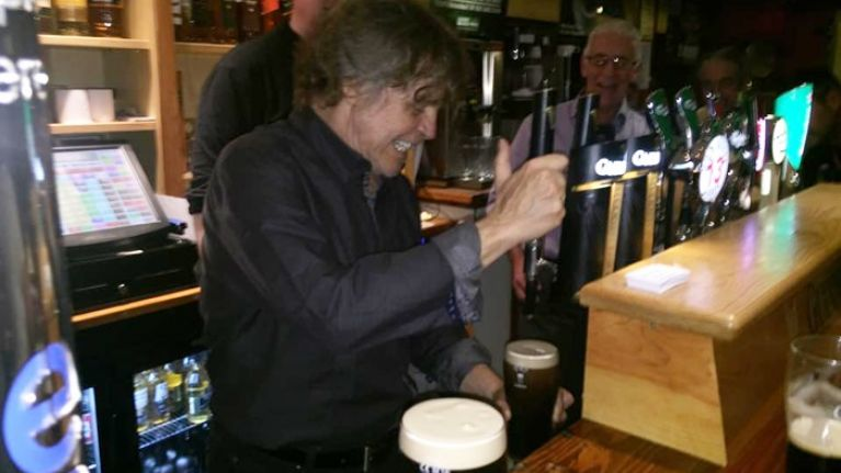 VIDEO: Luke Skywalker uses the Force to pour the perfect pint in Kerry