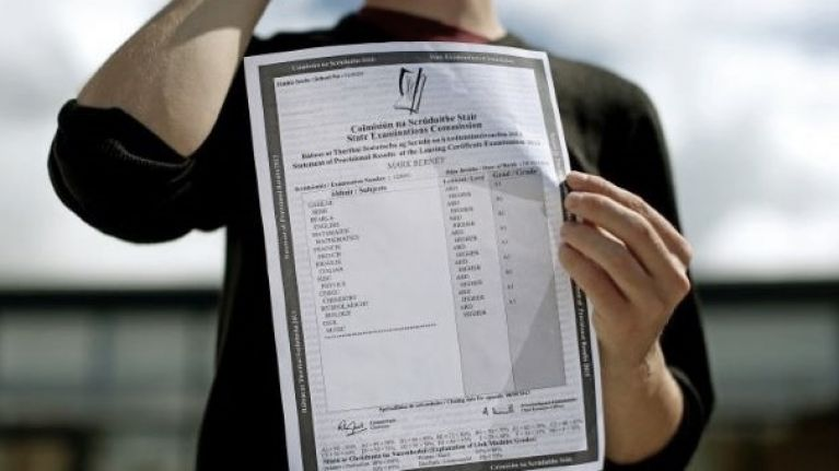 HSE issues alcohol and drugs warning ahead of Junior Cert results night