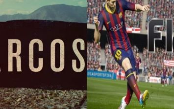 PIC: Narcos fans will appreciate the name of a new agent in FIFA '16
