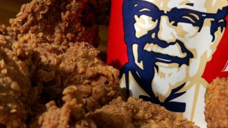 Don't panic! Irish KFC restaurants have NOT run out of chicken