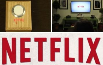 VIDEO: This 'Netflix and Chill' button is the greatest invention in mankind's history