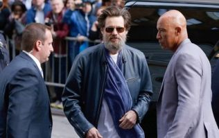 WATCH: Jim Carrey responds to his and Mussolini's granddaughter's beef in classic Jim Carrey fashion