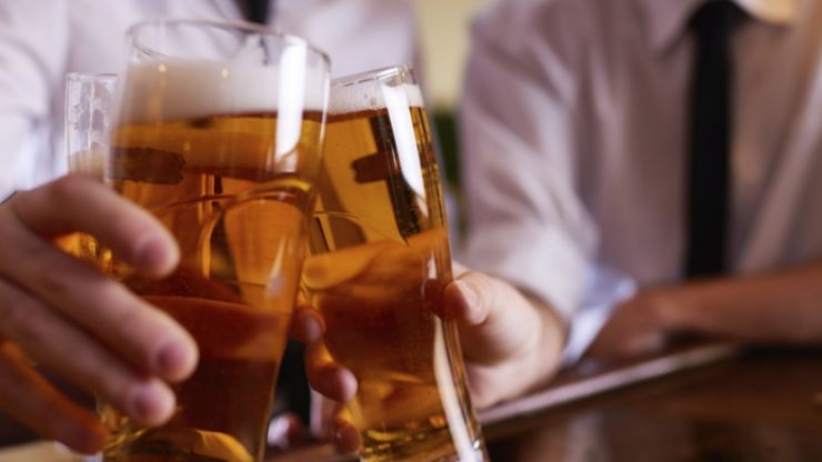 Top 10 celebrities we would love to go for a pint with