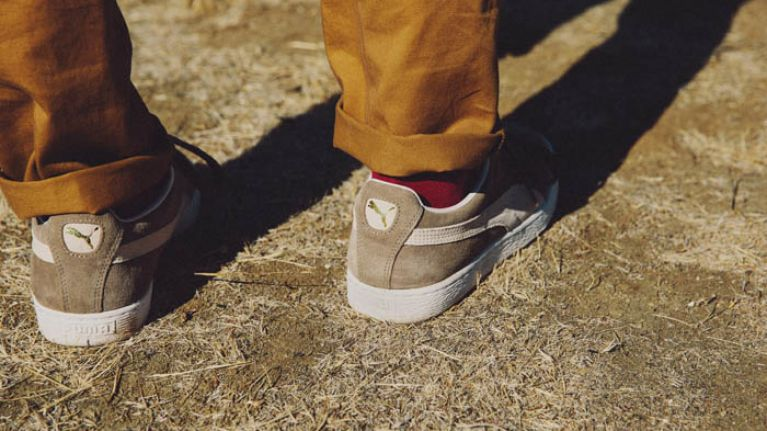 new arrival f7697 34bab JOE s Guide to Style  The PUMA Suede Story