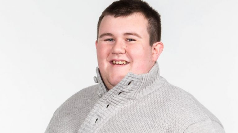 Meet Alan Mullen, the 26-stone 21-year old who's about to change his life
