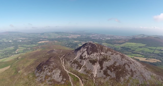 Video: Wicklow looks absolutely stunning thanks to this incredible drone footage