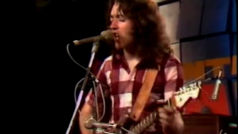 JOE's Classic Irish Song of the Day: Rory Gallagher - Cradle Rock