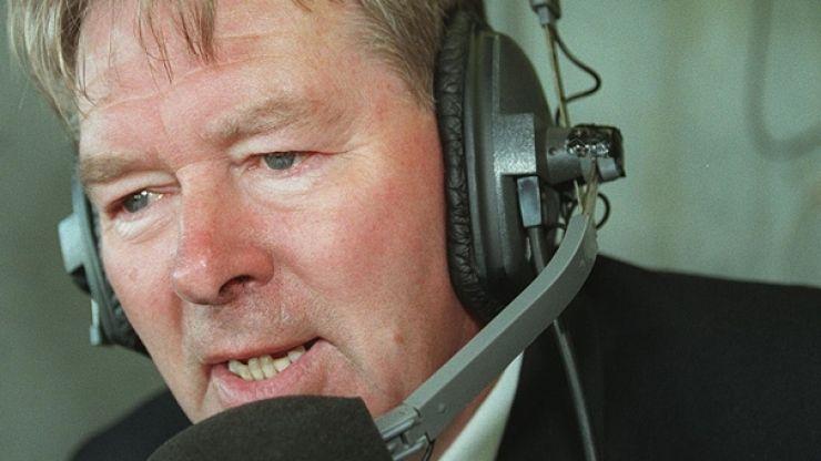 WATCH: Mícheál Ó Muircheartaigh helps with the Christmas leftovers
