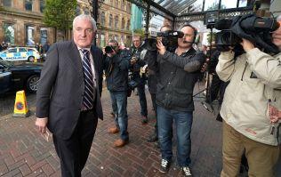 """UK newspaper slams """"former Northern Ireland leader"""" Bertie Ahern"""