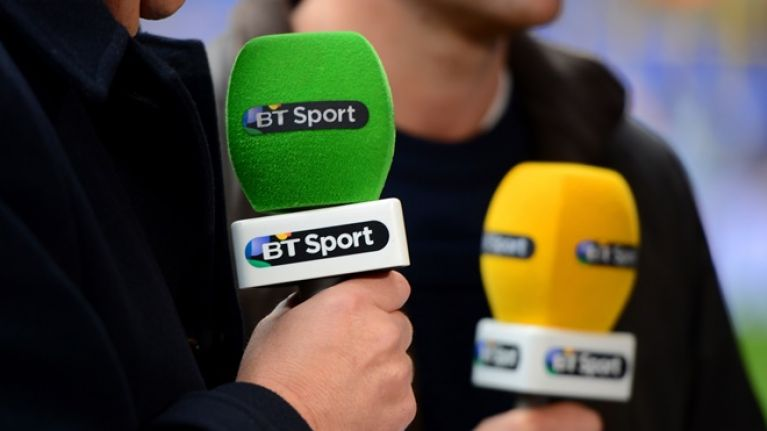 Seven questions for BT Sport's rugby commentator Nick Mullins