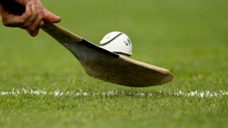 Referee blows up hurling match 10 minutes early because of this enormous score difference