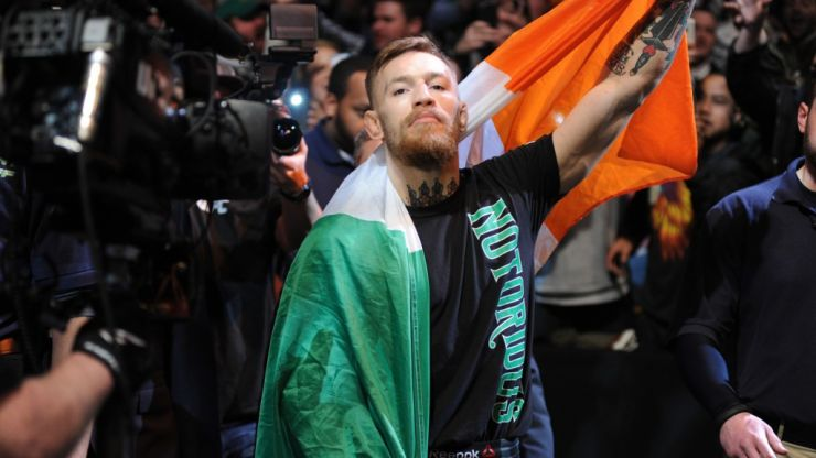 Don't forget... Conor McGregor's fight airs on 3e tonight
