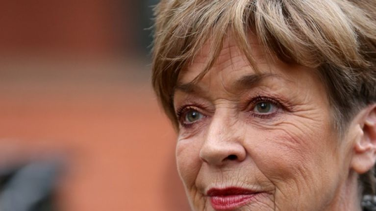 Anne Kirkbride, who played Deirdre Barlow in Coronation