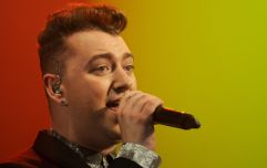 Pic: Sam Smith has hit the gym and lost a fair amount of weight