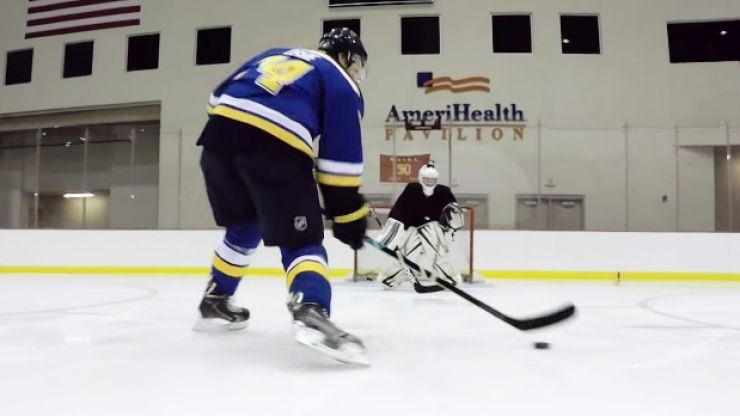 Video: NHL players take a GoPro on the ice and the result is spectacular