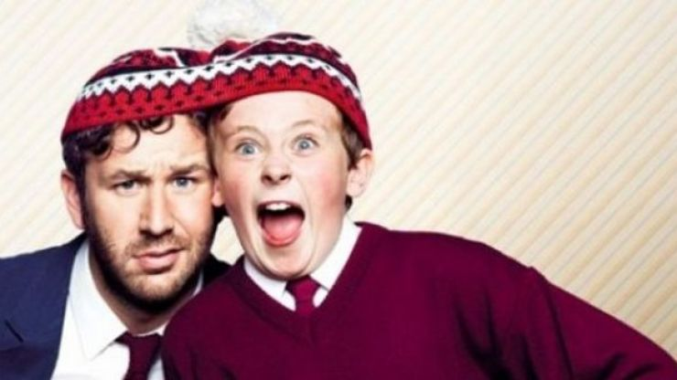 Great news: A date has been set for the third series of Moone Boy