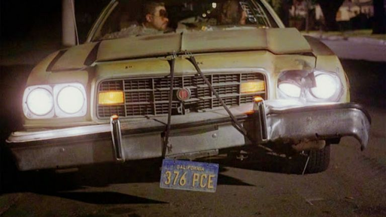 Hollywood Drive of Fame: The Dude's 1973 Ford Gran Torino
