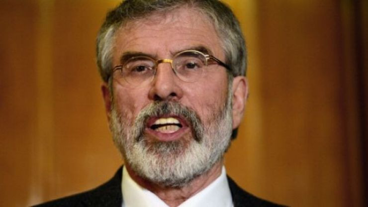 US craft beer company behind the Gerry Adams ale have apologised for offending families of IRA victims