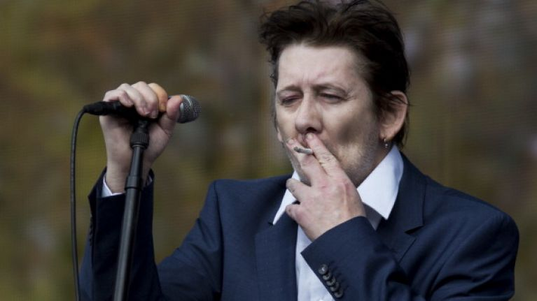 Shane McGowan had to ask Johnny Depp to stop singing at his wedding