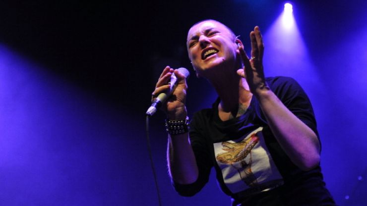Police in the US issue alert as Sinéad O'Connor goes missing