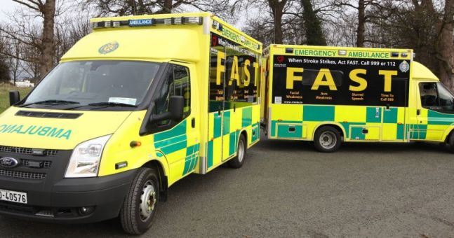 Cork paramedics use Google Translate while delivering Congolese baby by roadside