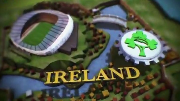 Video: Game of Thrones meets the Six Nations in BBC's brilliant opener