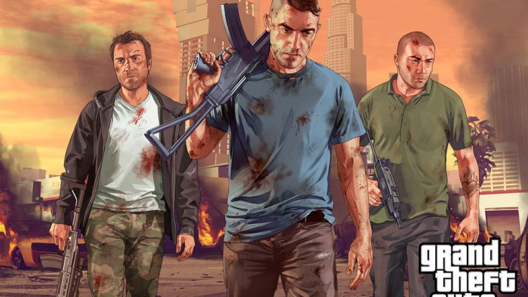 Grand Theft Auto 6 is rumoured to be in the works...